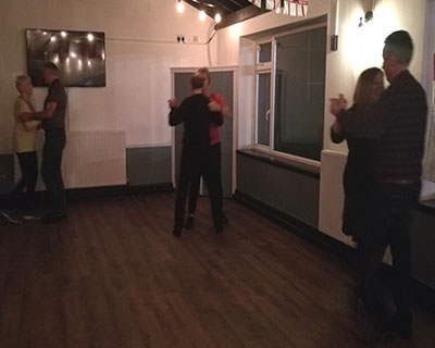 WRFC Tango course 2019